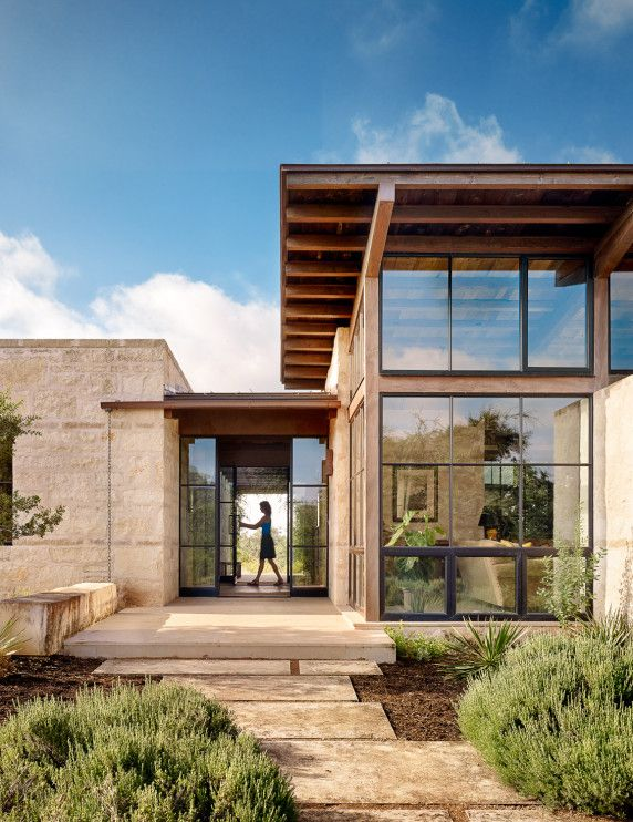 Breezeway69721 Hill Country Homes Architecture Architecture House