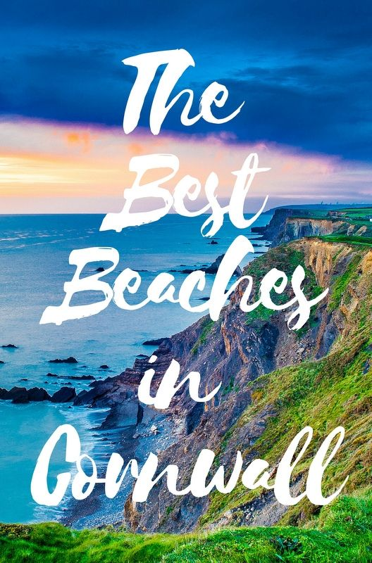 There are over 300 beaches to discover in Cornwall. Click pin through to post for information on some of our favorite picks!