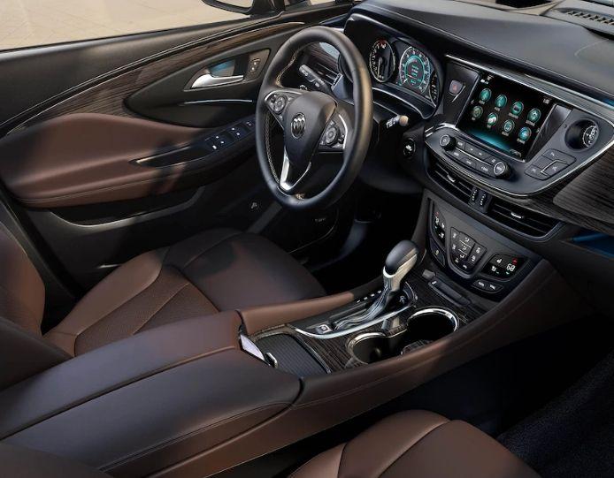 Buick Envision Interior Buick Envision Buick Interior Photo