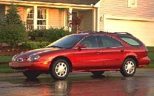 1999 Mercury Sable LS Wagon.  My soulmate of a vehicle. Leather, high-end audio, seating for 8. Cruising in this car with Norah Jones on was the best tranquilizer I've ever had. I kept this car in the garage and always impeccably clean...which was why, the day I blasted a large strawberry Coolatta out of the cup holder and all over the carpet, I nearly had heart failure.  Good news: the stains come out.  Bad news: your hands smell like strawberries, even after washing, for about 12 hours.