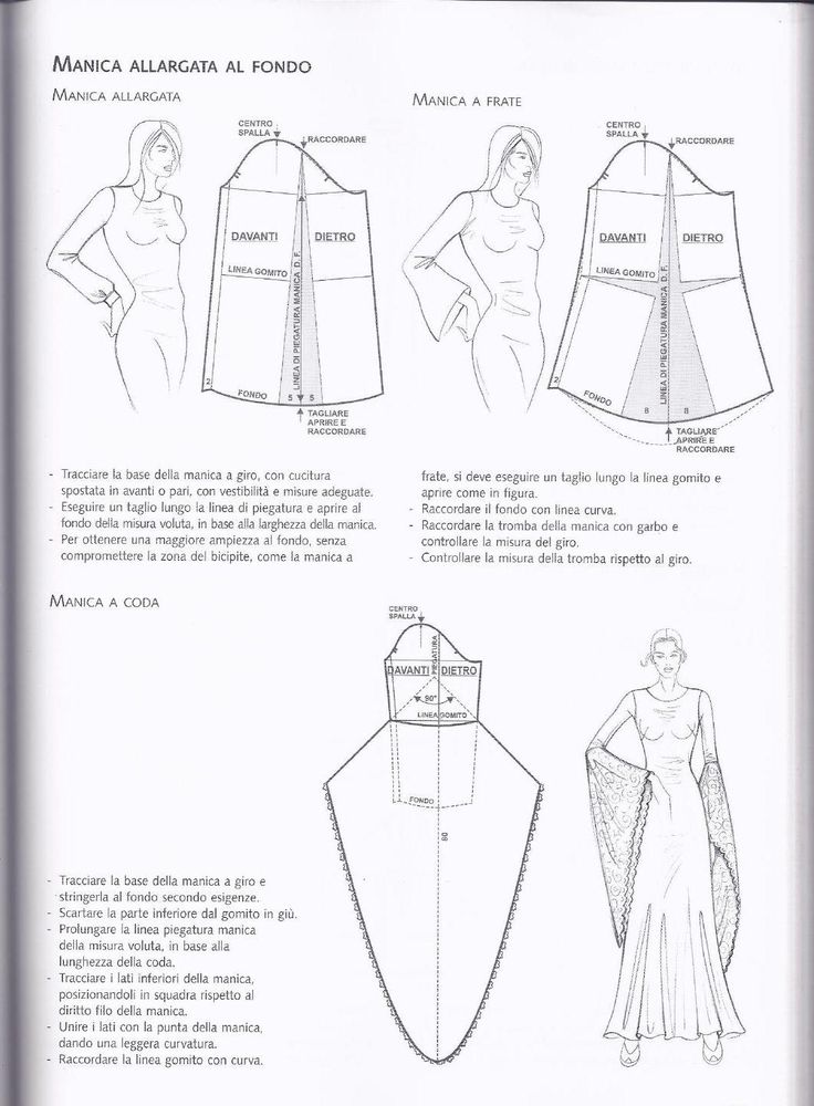 9 best patrones de costura images on Pinterest | Sewing patterns ...