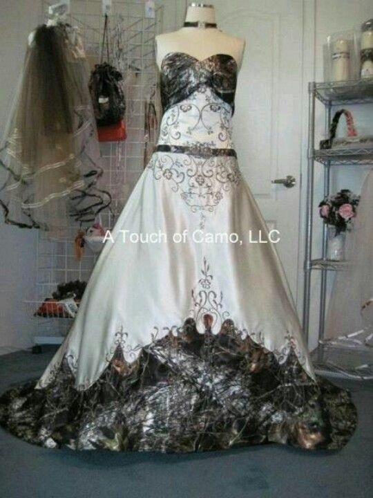Camo Dress I Could Rock It