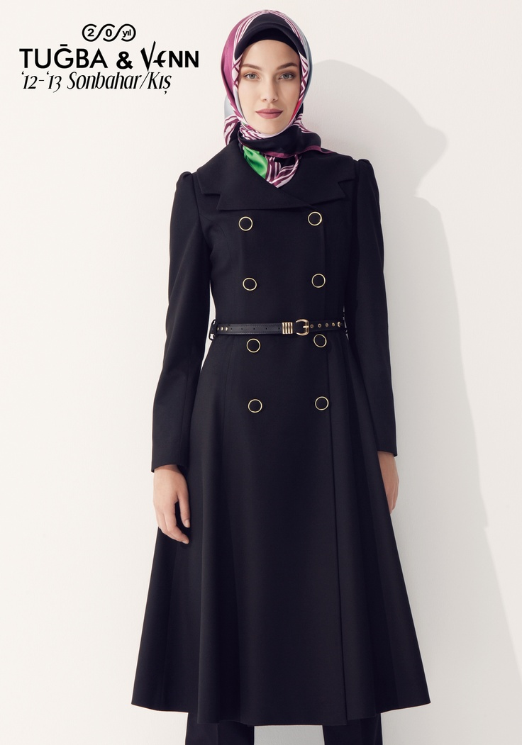 Tuğba & Venn '12-'13 Sonbahar/Kış. Hijab.