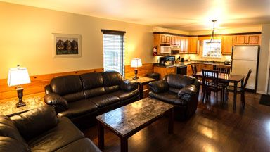 Marble Mountain, Corner Brook, Nfld (2 bedroom and pet friendly)