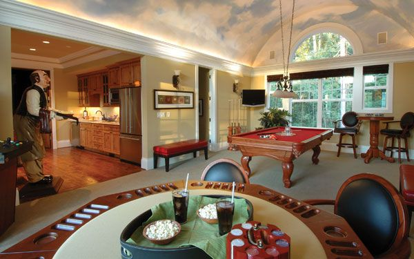Billiards Room Ideas Home Design Home And House Plans