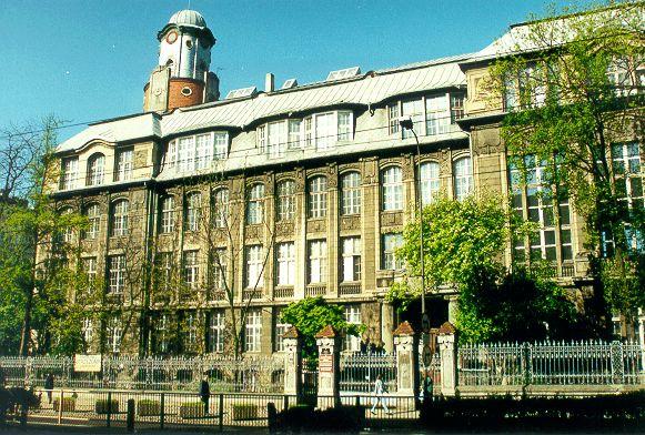 my University, Lodz! kinda like Hogwart.