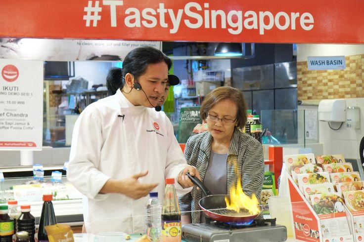 Nikmati Makanan Sehat Tasty Singapore http://www.perutgendut.com/read/nikmati-makanan-sehat-tasty-singapore/5593 #PerutGendut #Food #Kuliner #News #Indonesia #WisataKuliner