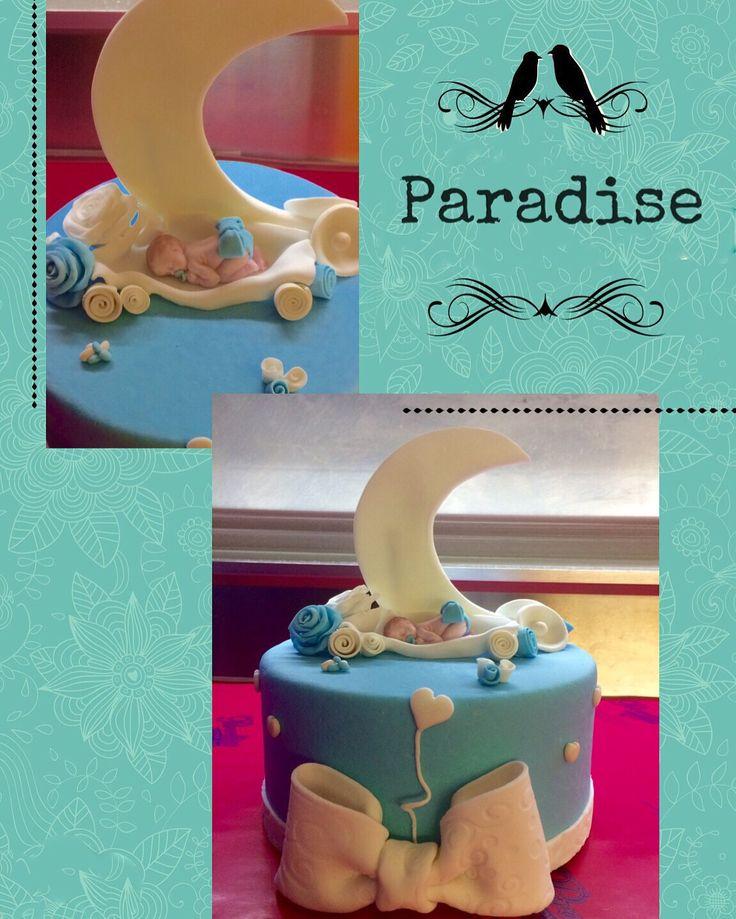 Battesimo Cake