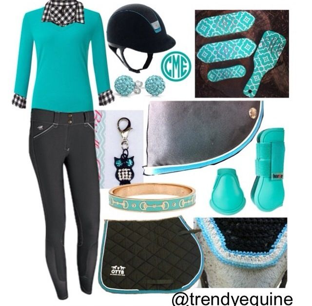 Fall Riding Outfit