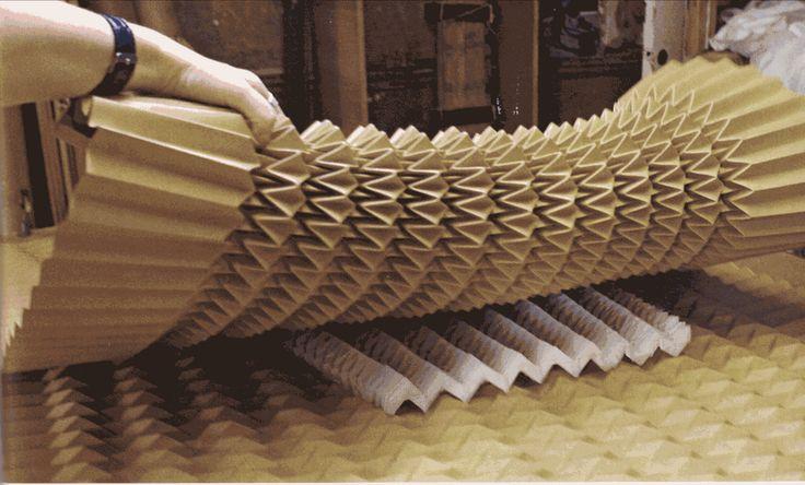 Pliage de papier.com • Afficher le sujet - Gérard Lognon, plisseur