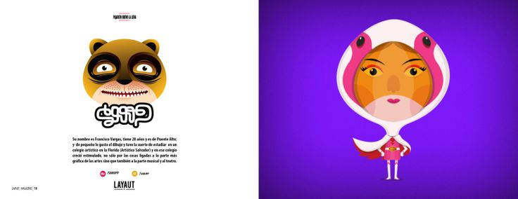 Y con ustedes nuestra quinta edición de LAYAUT, MAGAZINE y en esta edición contamos con el trabajo de: Pro Shhipp Súbito Pablo Montt Fotografo Jean Bastien Rosita, La Favorita del Tercer Reich Corro Pista Old tree apparel Ary Marín • Ilustradora Sailor Moon Fan-Arts Y mucho más !! http://issuu.com/layautmagazine/docs/layaut_5