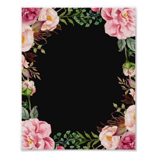 Rose Gold Frame
