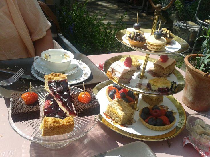 Stilleven Breda, heerlijke high tea