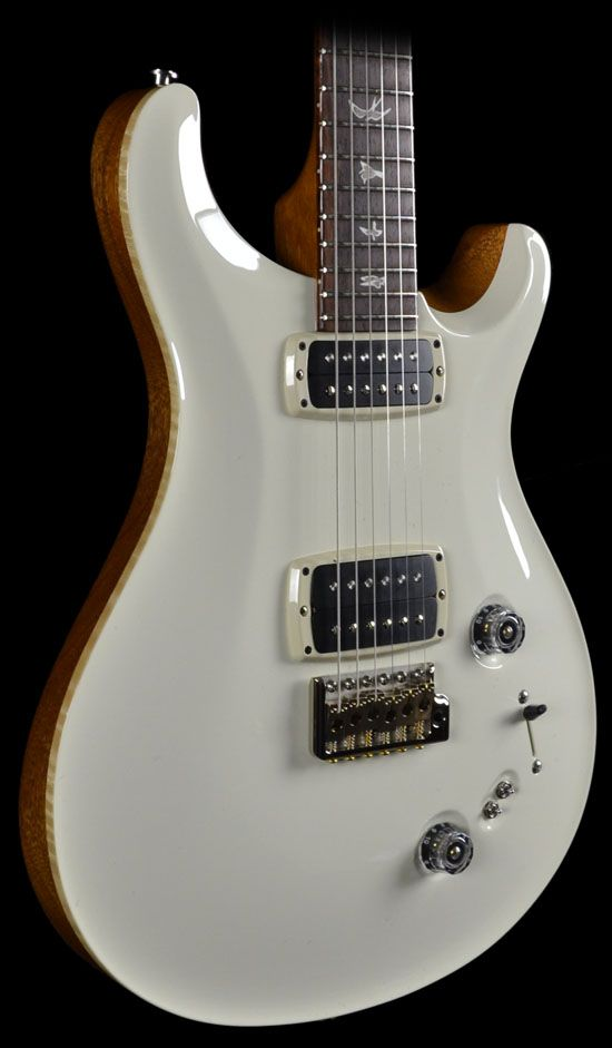 Wild West Guitars : PRS 408 Maple Top Antique White