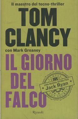 Il giorno del falco, Tom Clancy