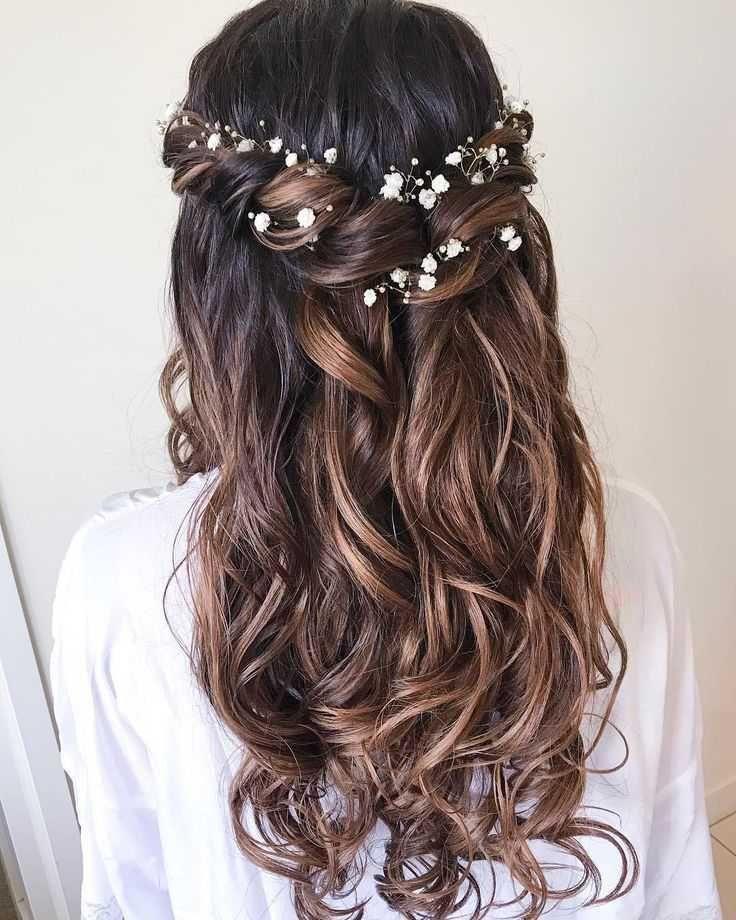 50+ Великолепная невеста Зои! И ее красивые волосы на день свадьбы! St ... -  #Великолепная #волосы #день #ее #Зои #красивые #на #невеста #свадьбы