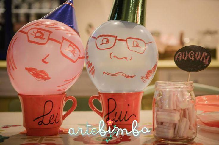 Compleanno di Ombretta e Fabio