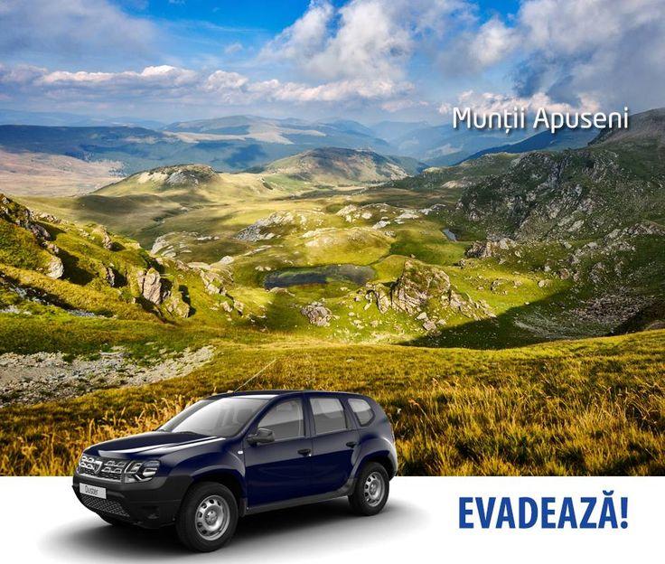 Ați fost până acum în Munții Apuseni? Este o destinație perfectă pentru un weekend liniștit.