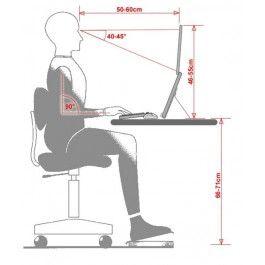 Cadeira Ergonômica Klass - preto