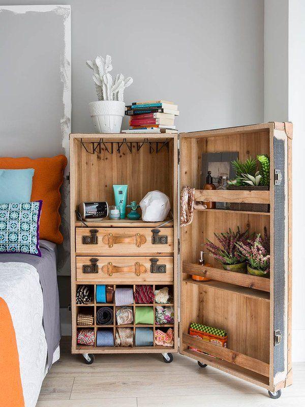 78 ideas about mesitas de noche en pinterest mesillas - Mesitas para desayunar en la cama ...