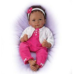 Simone Lifelike Baby Doll - Realistic Baby Dolls