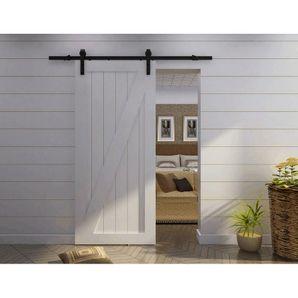 85 best images about porte sur pinterest portes coulissantes de grange por - Porte coulissante apparente ...