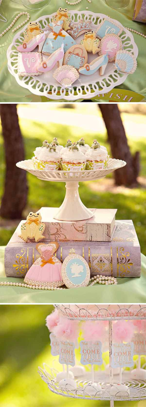 234 best Princess party designs images on Pinterest | Birthday party ...