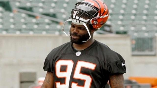 Cincinnati Bengals: Derrick Harvey Released : Cincinnati Bengals