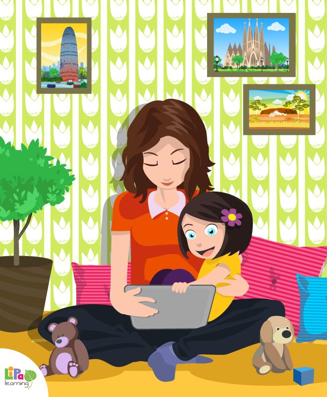 Cultivating early reading habits – eBooks for kids this week by Lipa Village.