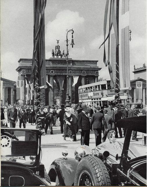 Brandenburger Tor, j 30 | von janwillemsen