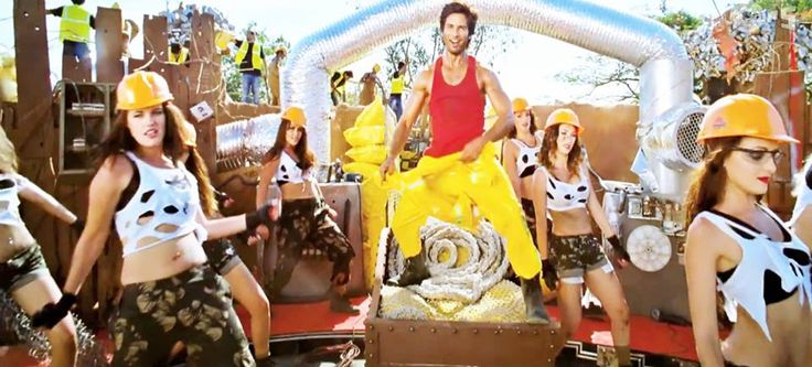 Phata Posrer Nikla Hero   Bollywood movie   Shahid Kapoor & Ileana D'Cruz   HD Stills