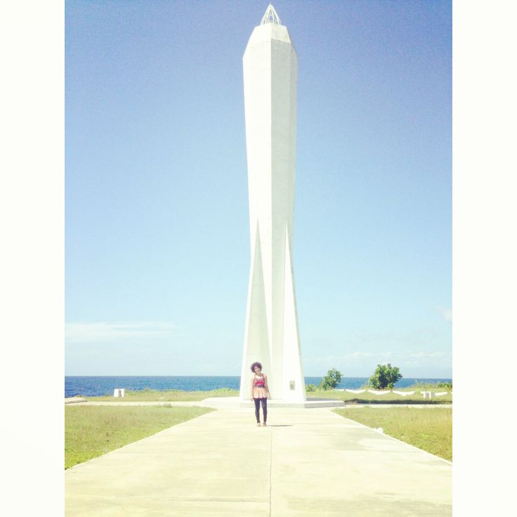 Kalibobo Lighthouse, Madang, Papua New Guinea
