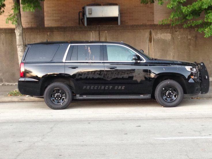 "Brian Harris Chevrolet >> Harris County Constable Precinct 1 ""Ghost"" Chevy Tahoe (Texas)   Police Vehicles   Police cars ..."