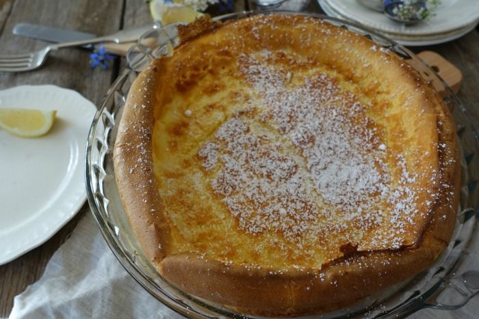 Simple Dutch Baby Pancake Recipe