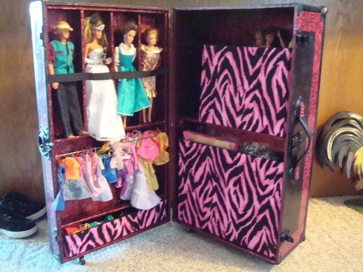 The 25+ Best Barbie Storage Ideas On Pinterest | Barbie Organization, Barbie  House And Barbie House Toys