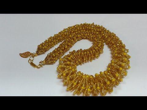 Beaded Fur Bracelet DIY. Бисерный мех - YouTube
