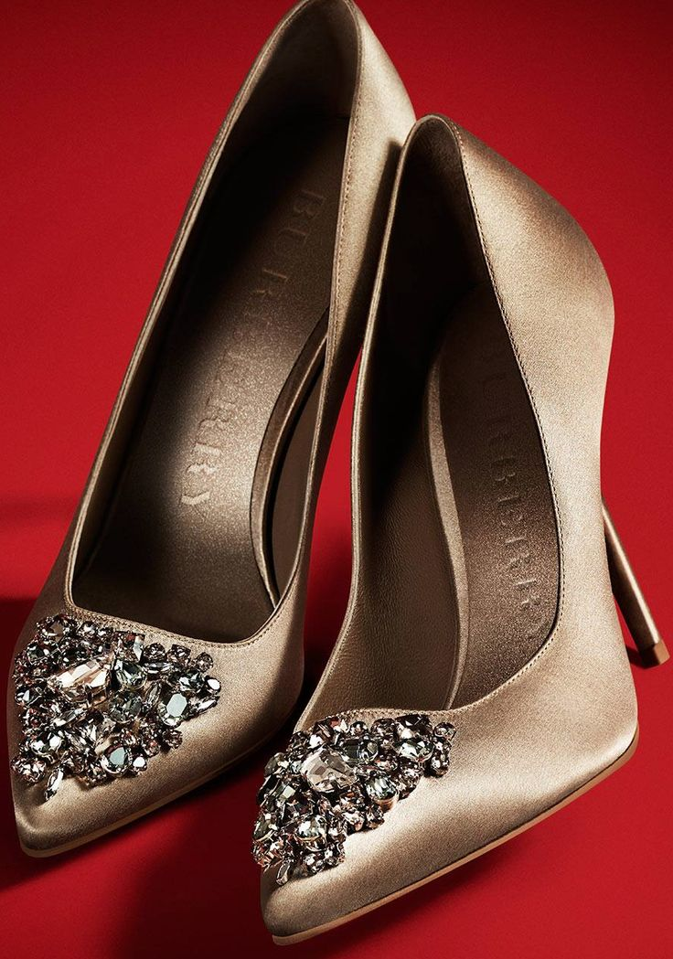 Embellished Pump, for very special occasion, night out, party. Great with simple black dress