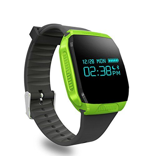 New Waterproof Bluetooth Smart Watch E07s For Android IOS iPhone Green. We are note just pround of the appreance, with reasonable design and comfortable wear specialize your healthy life. Elegant appreance, with delicate inner core inside,so that you can shine more brightly. E09S create the high performance-price ratio bracelet.Smart interaction, healthy management. Six axis sensor break through the boundary. Intelligent compatible connection and energy saving core, the circuit…