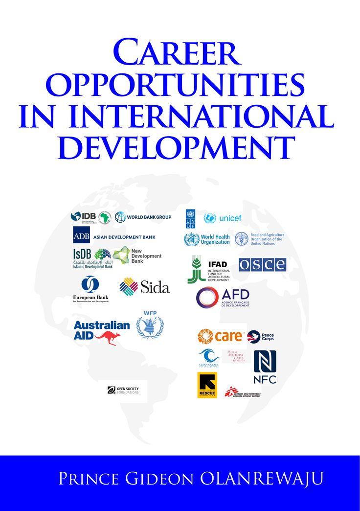 Careers Opportunities in International Development by