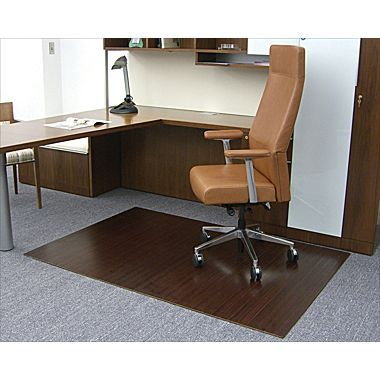 Wood Chair Mat For Carpet amazoncom floortex ultimat polycarbonate chair mat for carpets