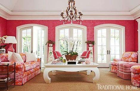 The Glam Pad: Palm Beach Pink, Part III