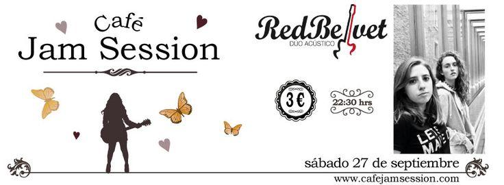Red Belvet en Cafe Jam Session, Ourense