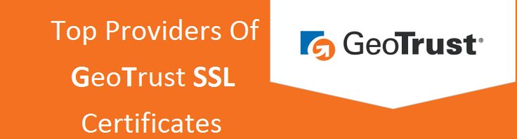 Gain the trust of the customer by securing your site with SSL Certificate. GeoTrust is one of the most trusted brands and customers rely easily on the service of SSL Certificate. Buy GeoTrust CA SSL Certificate. Here on CheapSSLCouponCode find the top providers for GeoTrust SSL Certificate