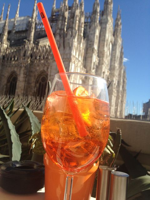 Terrazza Aperol Milan In 2019 Milan Northern Italy Italy