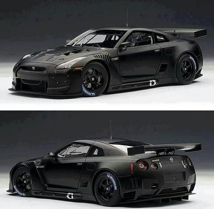 Full Black GTR!!!