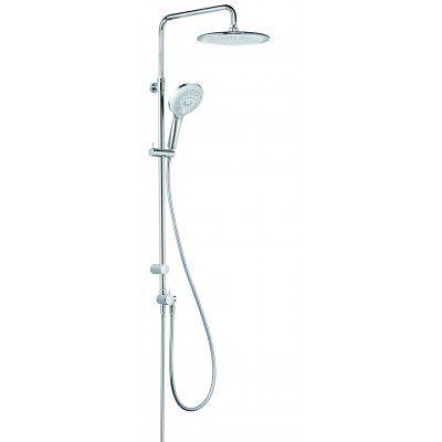 Kludi+Freshline+zestaw+prysznicowy+Dual+Shower+System+6709005-00