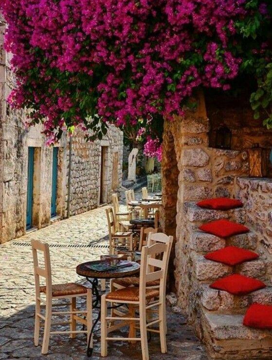 Areopoli~Lakonia~Greece