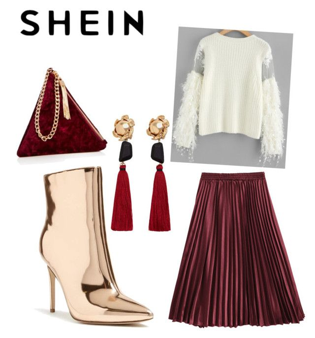 """""""Untitled #11"""" by achim-oana-lavinia on Polyvore featuring Forever 21, Street Level and MANGO"""