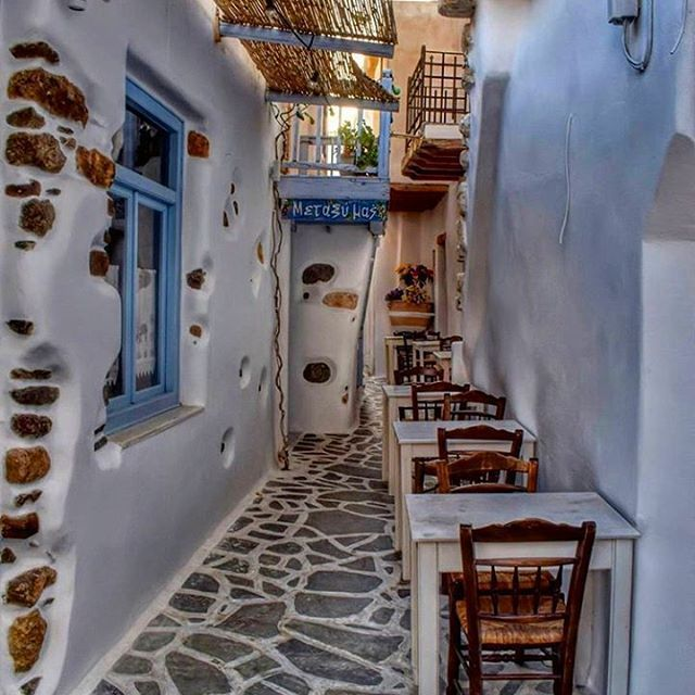 Meanwhile in Naxos. There's no place like Greece. #greece #naxos #greekislands #summer #vacation