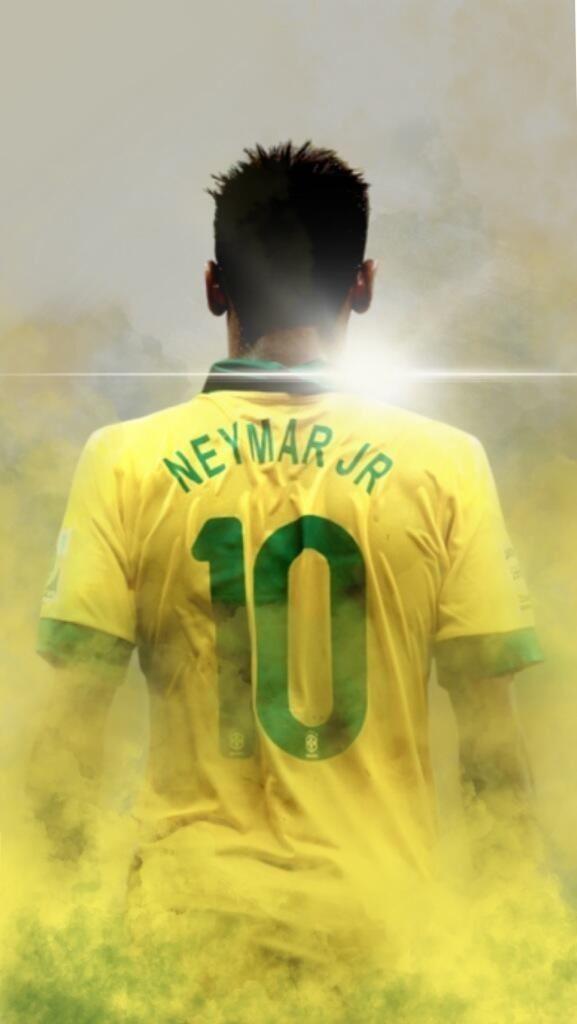 World Cup FIFA 2014. NeymarJr #Brasil